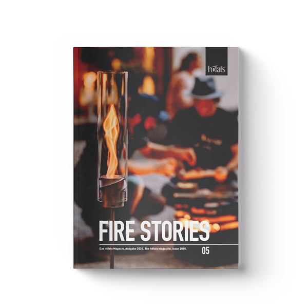 "Produktmagazin ""FIRE STORIES 05"""