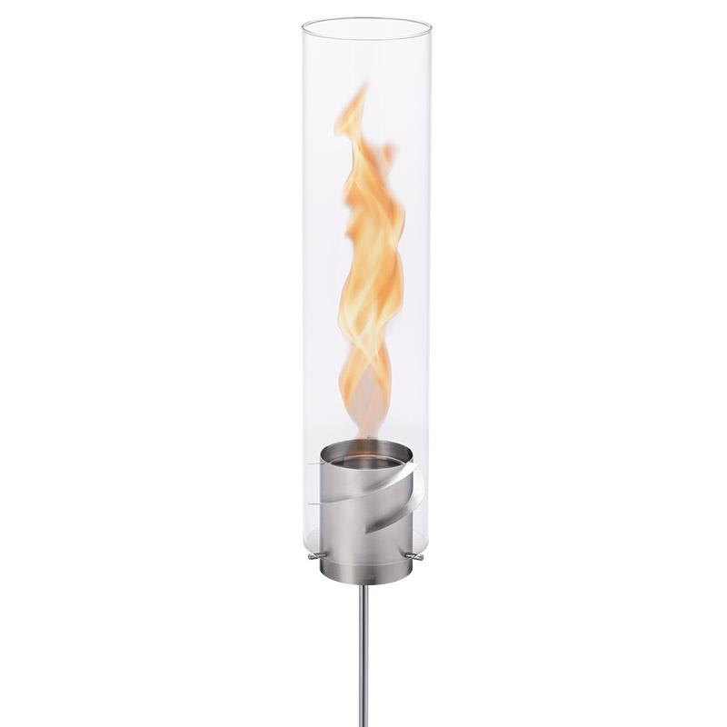 SPIN 120 Torche argent